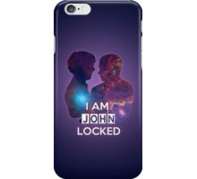 Johnlocked iPhone Case/Skin