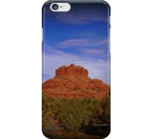 Bell Rock in Sedona iPhone Case/Skin