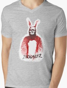 Donnie Darko Frank   Mens V-Neck T-Shirt