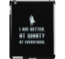 I Am Better iPad Case/Skin