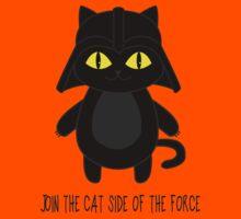 Cat Vader Kids Tee