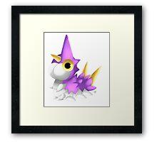 Shiny Wurmple Framed Print