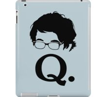 Quartermaster II iPad Case/Skin
