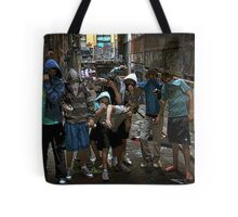 Little Artists Tote Bag