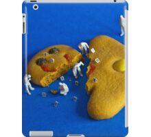 Who killed Ginger? iPad Case/Skin