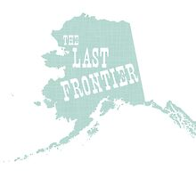 Alaska State Slogan by surgedesigns