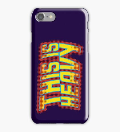 This is Heavy iPhone Case/Skin