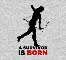 A Survivor is Born [black] T-Shirt