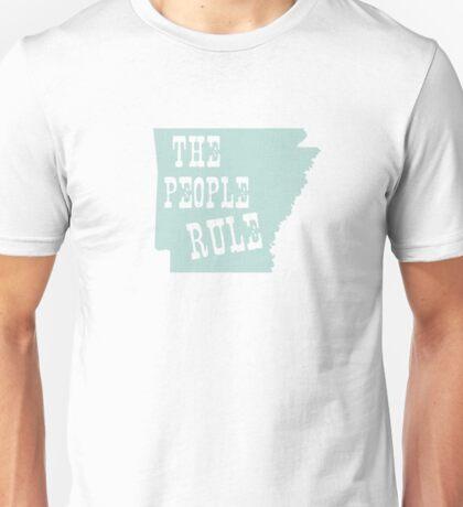 Arkansas State Motto Slogan Unisex T-Shirt
