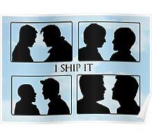 I Ship it V Poster