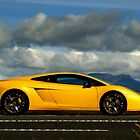 Lamborghini Gallardo Profile by Ash Simmonds