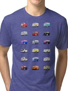 Mini Splitties Tri-blend T-Shirt
