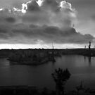 The port by Christian  Zammit