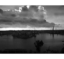 The port Photographic Print