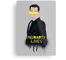 Moriarty Lives Metal Print