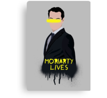 Moriarty Lives Canvas Print
