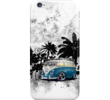Splitty Grunge (B) iPhone Case/Skin