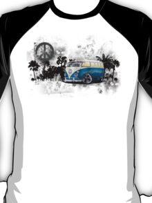 Splitty Grunge (B) T-Shirt