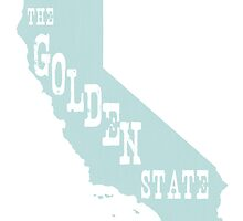 California State Motto Slogan by surgedesigns