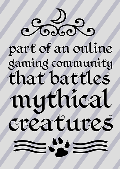 Mythical Creatures by saniday