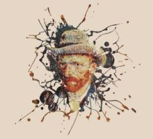 Van Gogh Splat by Richard Yeomans