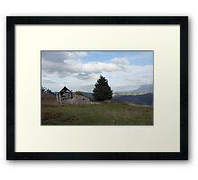 Good Location - Needs a Little Work Wynyard Tasmania Framed Print