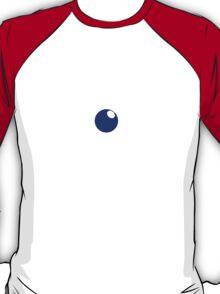 Erudite Eye - White & Blue T-Shirt