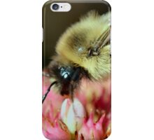I wish she would buzz off!  :) iPhone Case/Skin