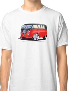 VW Splitty (11 Window) Camper (E) Classic T-Shirt