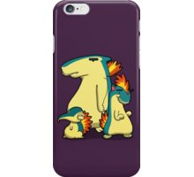 Number 155, 156 and 157 iPhone Case/Skin