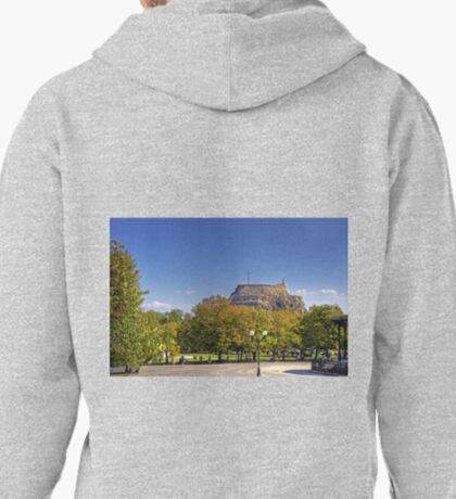 The Spianada Pullover Hoodie