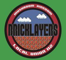Mushroom Kingdom Bricklayers by bestnevermade