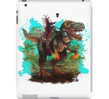You'll never be as cool as...  iPad Case/Skin