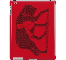 Hungry Like The Wolf iPad Case/Skin