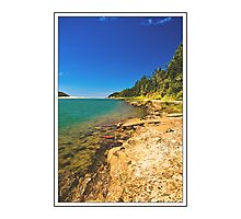 Clear Water Photographic Print