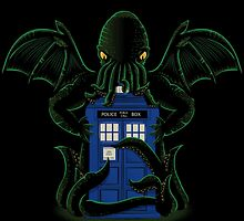 Dr.Who Beyond Time by IdeasConPatatas