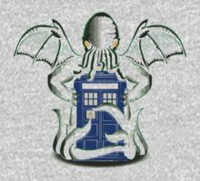 Dr.Who Beyond Time One Piece - Long Sleeve