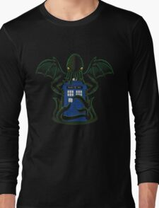 Dr.Who Beyond Time Long Sleeve T-Shirt