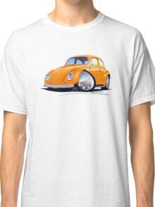 VW Beetle Orange Classic T-Shirt