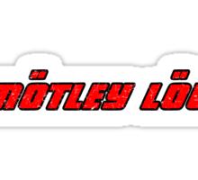 Motley Lou Sticker