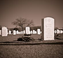 Where Our Fathers Lie by Charles Dobbs Photography