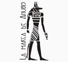 La marca de Anubis (Anubis' Mark) Kids Tee