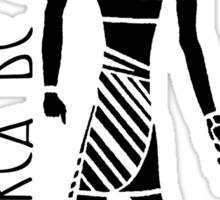 La marca de Anubis (Anubis' Mark) Sticker