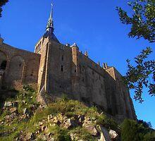 Mont Saint-Michel by lezvee
