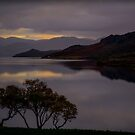 Scottish Twilight by Michael Hadfield
