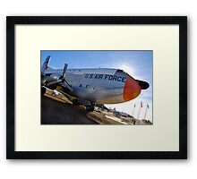C-124 Framed Print