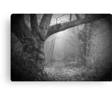 GALLOWS POLE Canvas Print