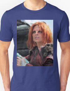 Irisa Packs The Roller Unisex T-Shirt