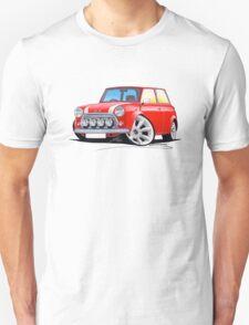 Rover Mini Cooper Sport Red T-Shirt