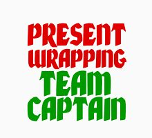 PRESENT WRAPPING TEAM CAPTAIN Men's Baseball ¾ T-Shirt
